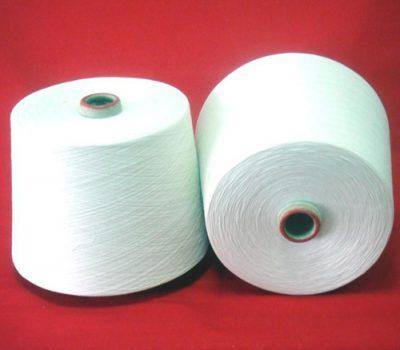 40% Polyster + 60% Cotton Yarn